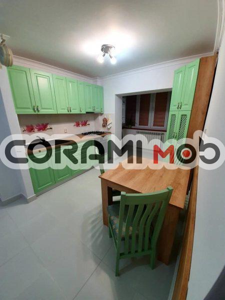mobilier bucatarie la comanda verde Suceava